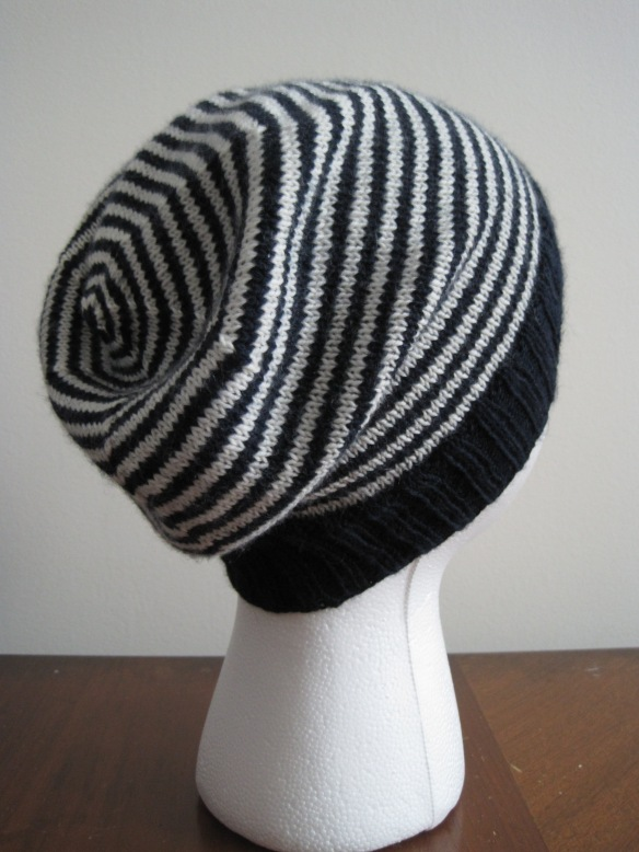 Raituli slouchy stripes